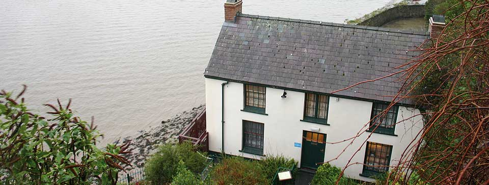 Dylan Thomas's Cottage